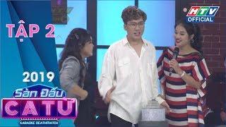 SÀN ĐẤU CA TỪ | Tiểu Trường Giang theo đuổi dòng nhạc Ngô Kiến Huy | SDCT #2 MÙA 3 FULL | 19/4/2019