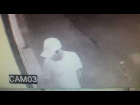 PM procura por homem que arrombou loja de celulares no Centro de Patos de Minas