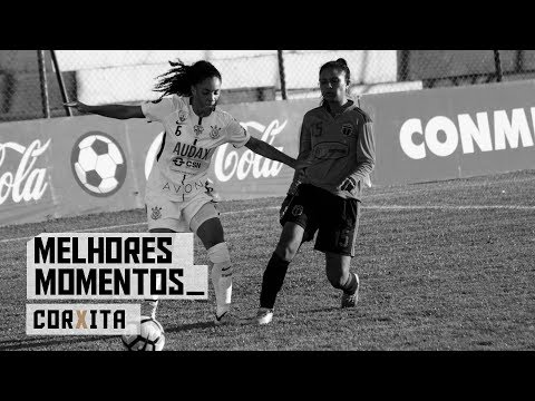 Melhores Momentos - Corinthians:Audax 6x1 Deportivo Ita - Copa Libertadores Feminina 2017