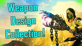 Guild Wars 2 - Weapon Contest Skins Thoughts  Guide!