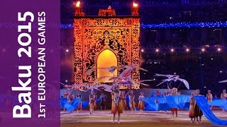 Highlights Of The Closing Ceremony | Baku 2015 European Games