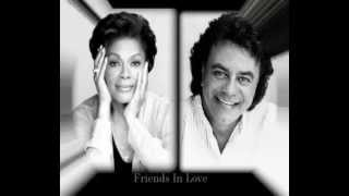 Dionne Warwick & Johnny Mathis - Friends In Love