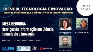 Serviços de informação em Ciência, tecnologia e inovação