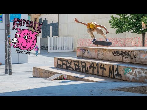 Fatback: enjoi Spain