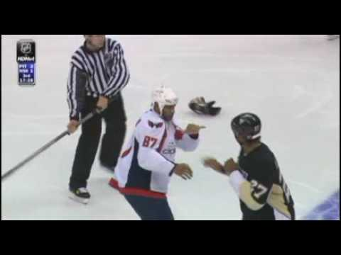 Georges Laraque vs Donald Brashear
