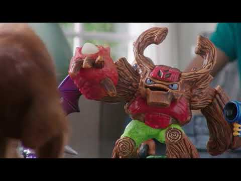 Skylanders TV Advertising
