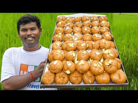 Traditional Indian Sweet Badusha Making | Badhusha Recipe | Baadhusha Sweet Recipe
