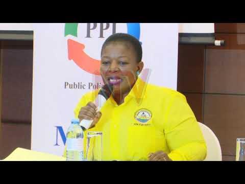 ENTEESEGANYA KU KALULU: Aba NRM n'abavuganya baliko bye beemulugunyaako