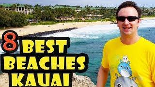 8 Best Beaches On Kauai Hawaii