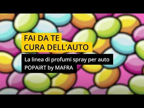 Pop Airt Car Perfume