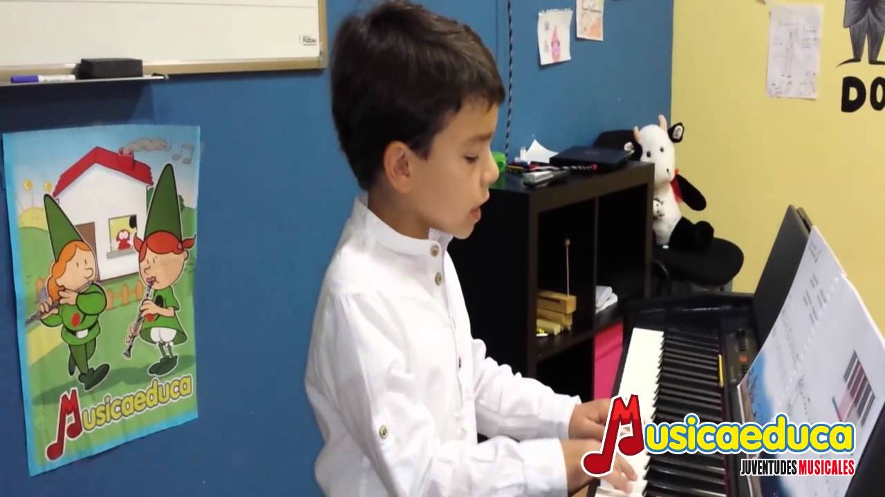 Canción del viento - Mi Teclado 2 - Sinfonía Musical