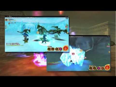 Video of Elemental Knights BLUE JPN