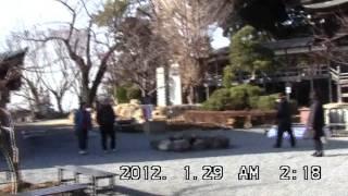 茨城県のお寺、雨引観音へ参拝に行ってきました。