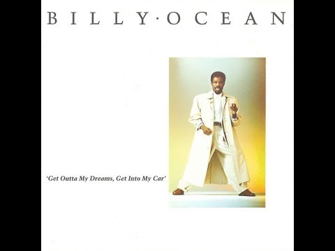 Billy Ocean - Get Outta My Dreams, Get Into My Car (1988 Single Remix) HQ