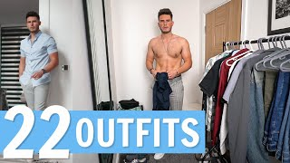 22 Simple & Easy Mens Summer Outfits | Mens Summer Outfit Ideas 2020