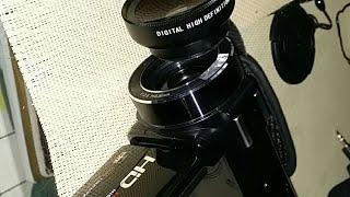 Камера Andoer HDV-Z20. Обзор покупки с китая
