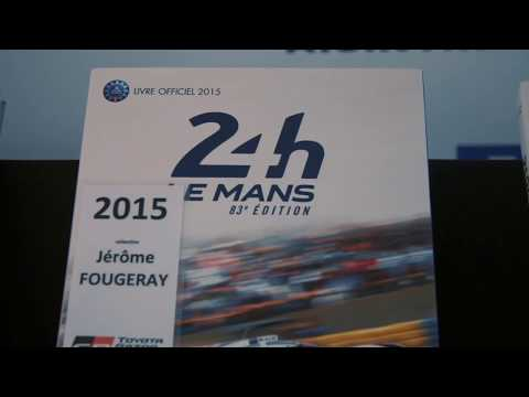 2019 Le Mans 24 Hours Monday - Le Mans books