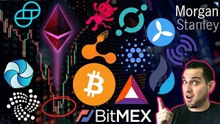 Market Recovery or Dead Cat Bounce?!? Winklevoss Save Crypto? BitMEX CEO Caught Manipulating $ETH #bitcoinify