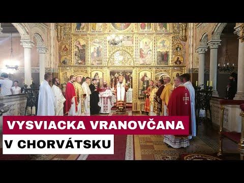VLADYKA MILAN STIPIĆ VYSVÄTIL RODÁKA ZO SLOVENSKA ZA KŇAZA