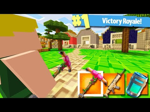 HOW TO PLAY FORNITE IN MINECRAFT - BrandonCrafter - Video