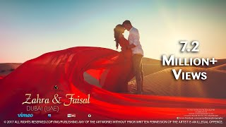 Dil Diyan Gallan | FAISAL & ZAHRA | DUBAI | PRE WEDDING
