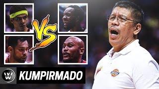 Suntukan sa Practice ng SMB, Kumpirmadong Nangyari! | Wells-Nabong VS Santos-Tubid