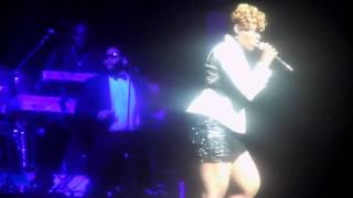 Fantasia live singing Man of the House