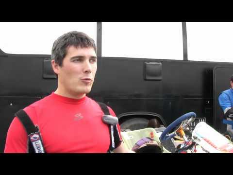 Karting. Ivan Fernandez (01/05/11)