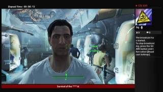 Survival of the fittest(Fallout 4) Livestream