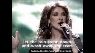 Celine Dion   A New Day Has Come (Live)