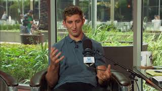 Josh Rosen Reveals He Roomed with Sam Darnold at NFL Combine | The Rich Eisen Show | 3/23/18