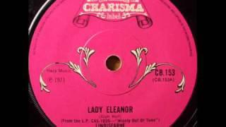 Lindisfarne Lady Eleanor Music