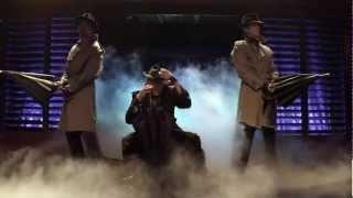 Красивые парни, Дождь из мужчин (русская версия)