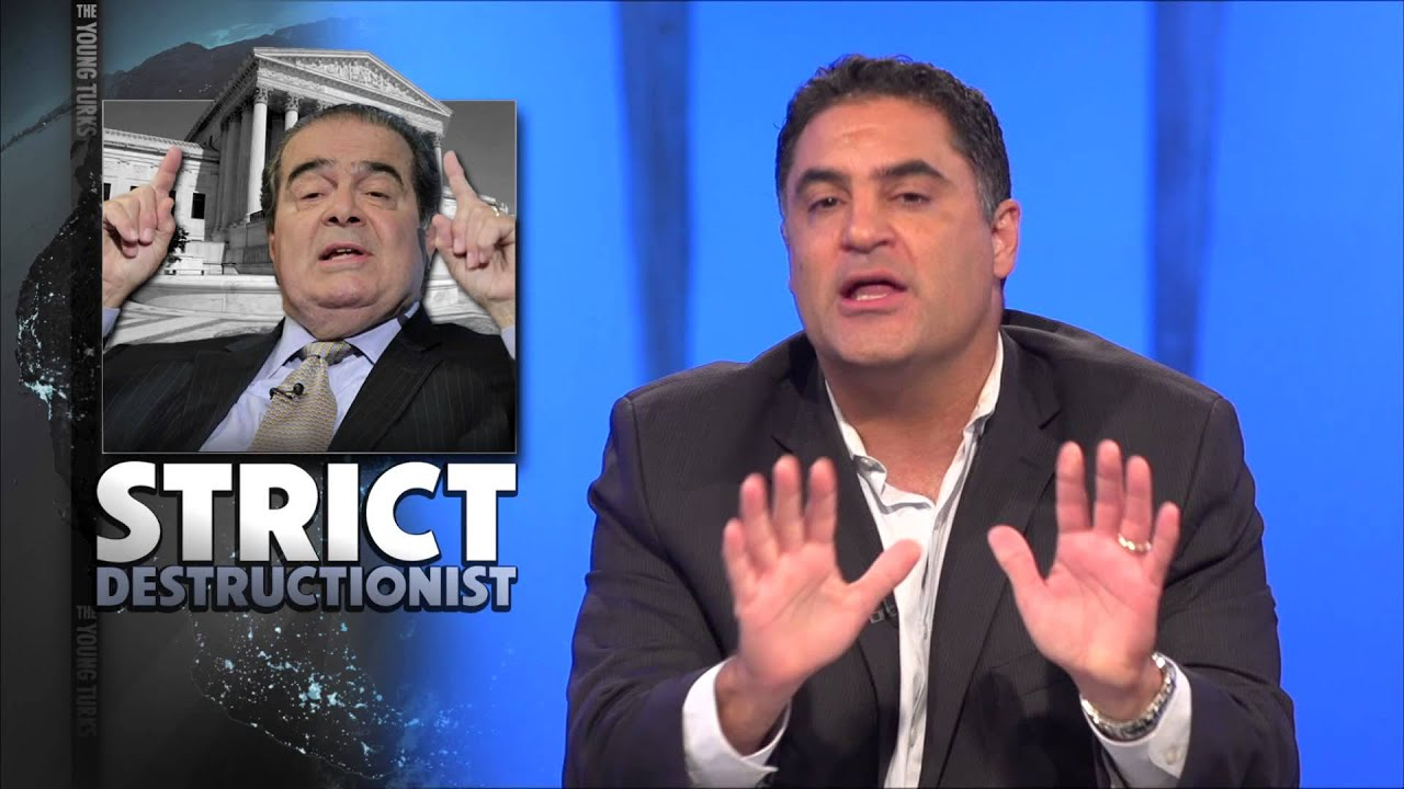 Justice Scalia Is Utterly Stupid, Especially On Religion & The Constitution thumbnail