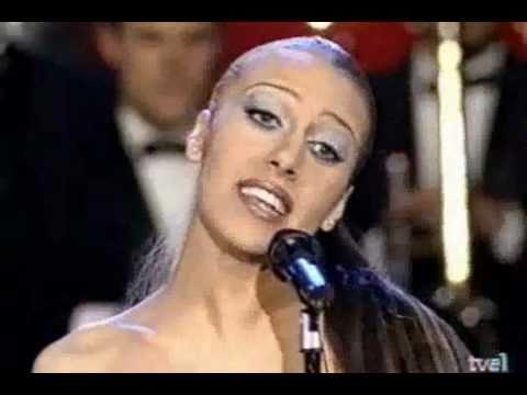 Mónica Naranjo - Las Campanas del Amor - Fin de Año TVE 1998