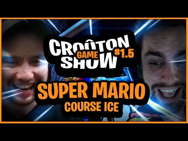 Course Super Mario 64 Ice