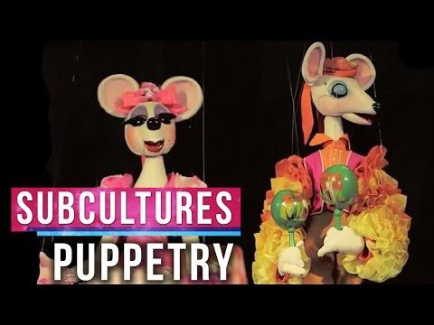 Loutkářské umění - Subkultury