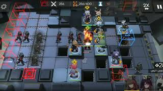 Shaw  - (Arknights) - Arknights LumgmenOutskirts: Don't have enough firepower to kill Wraith Leader? Use your shaw.