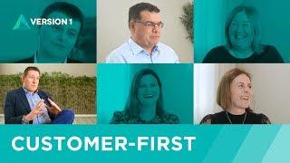 Version 1 Leadership Principles: Customer First