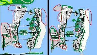 10 ВЕЩЕЙ, которые УДАЛИЛИ из GTA Vice City!
