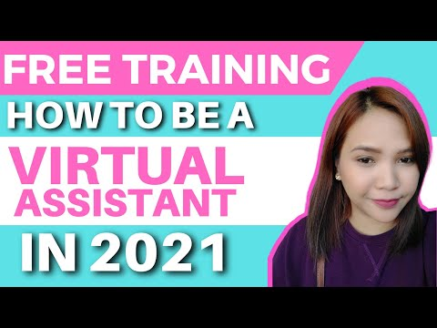 How To Become A Virtual Assistant in 2021 | Free Virtual Assistant ...