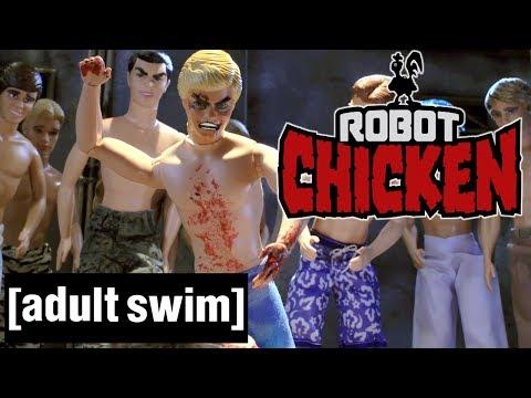 Ken im Fight Club | Robot Chicken | Adult Swim De