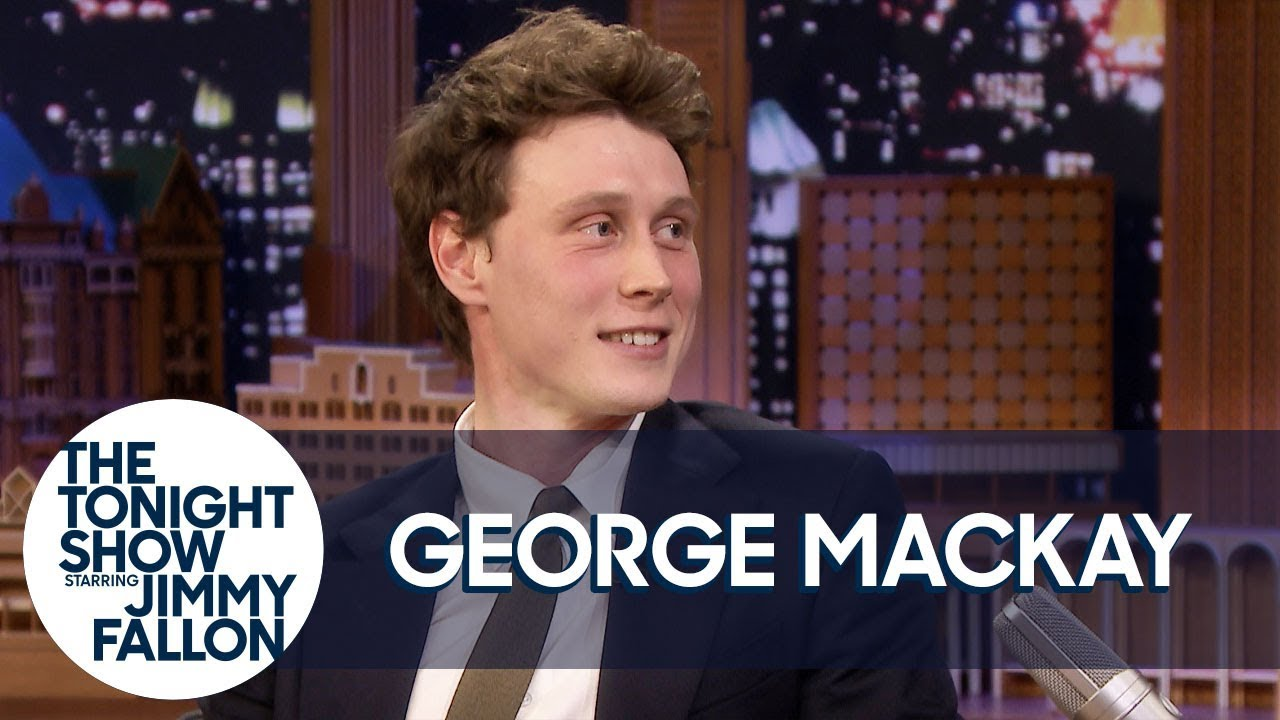 George MacKay Reveals His Most Dramatic Scene in 1917 Was a Mistake thumbnail