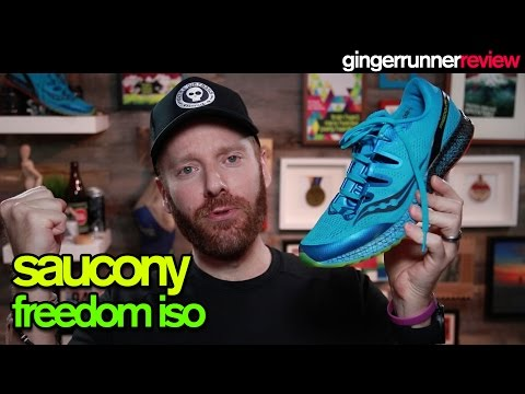 SAUCONY FREEDOM ISO REVIEW | The Ginger Runner