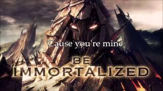 Disturbed - You're Mine Lyric Video