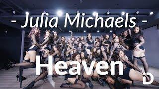 Julia Michaels - Heaven / Denise Blue Choreography