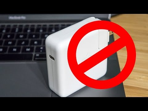 Forgot Your Macbook USB-C Charger? Easy Solution!