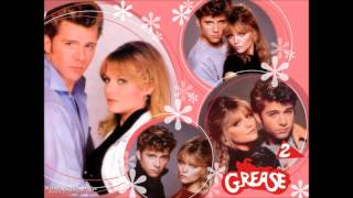Grease 2 Track 10 (Love Will)  Turn Back The Hands Of Time