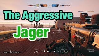 The Aggressive Jager - Rainbow Six Siege
