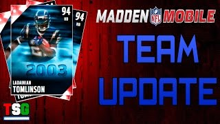 """""""LADAINIAN TOMLINSON"""" 